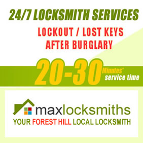 Forest Hill locksmiths